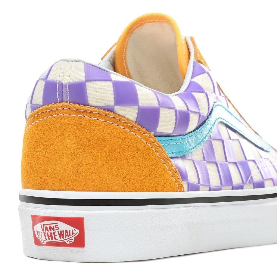Férfi cipők Vans Old Skool (Thermochrome Checker) Purple