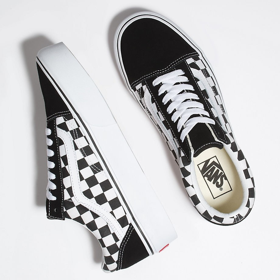 Old Skool Platform Vans Shop