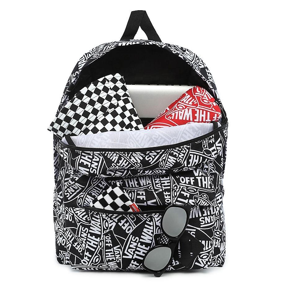 Vans Old Skool III Backpack Off The Wall táska