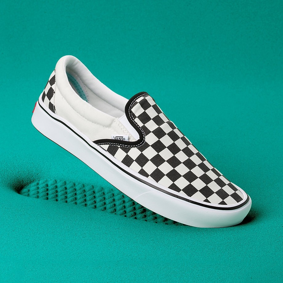 ComfyCush Slip On Vans Shop