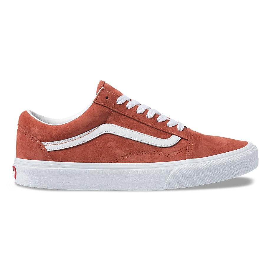 burnt orange vans | Shoes, Pretty shoes, Casual shoes