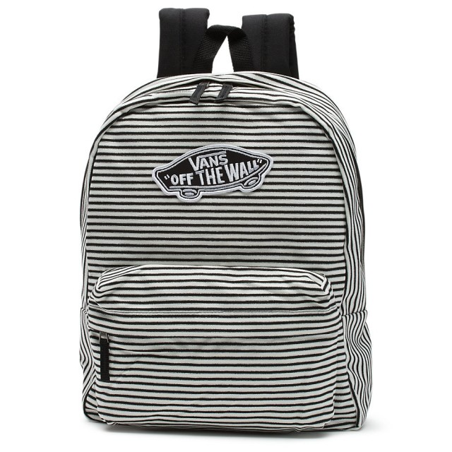REALM BACKPACK (MARSHMALLOW SHINE ON STRIPE)