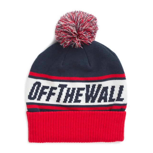 OFF THE WALL POMBEANIE