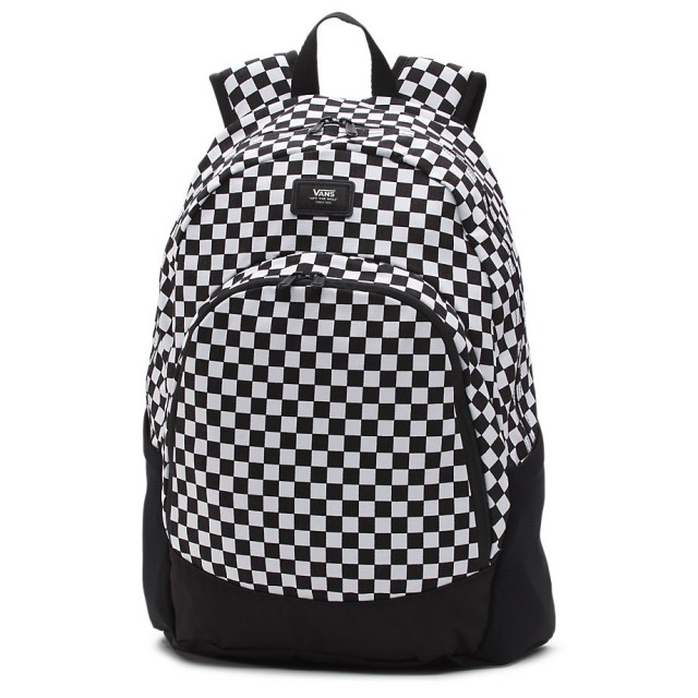 VAN DOREN ORIGINAL BACKPACK (BLACK-WHITE)