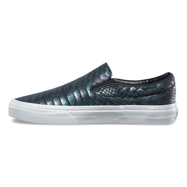 Classic Slip-On (Metallic Snake multi/true white)