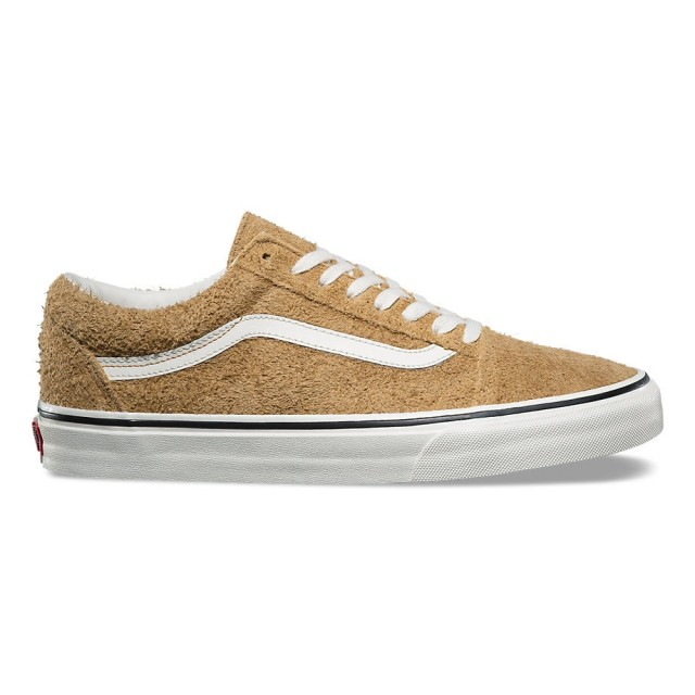 OLD SKOOL (FUZZY SUEDE)