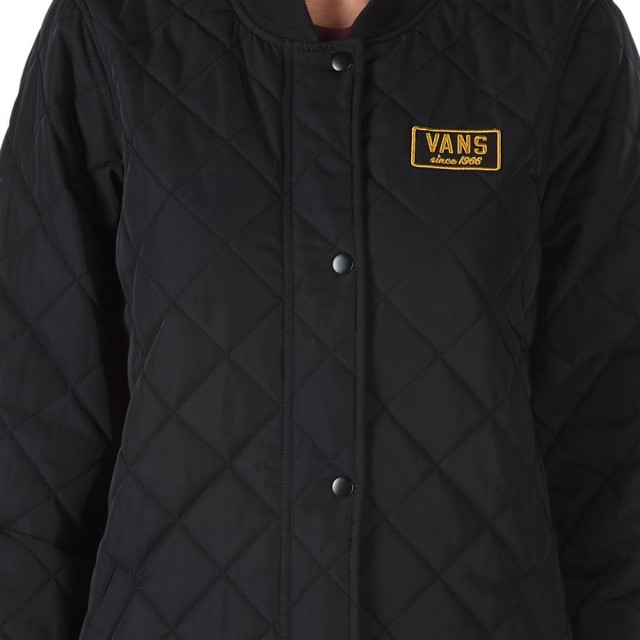 BOOM BOOM QUILTED COAT