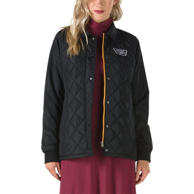 THANKS COACH QUILTED JACKET MTE