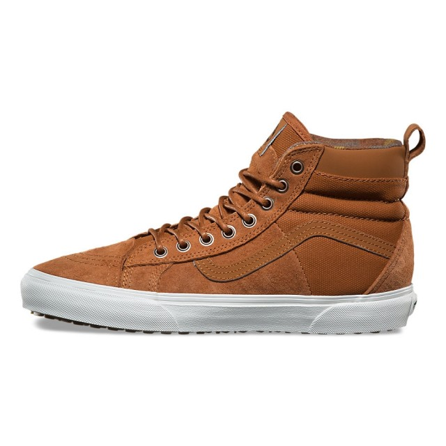 SK8-Hi 46 MTE DX (MTE glazed ginger/flannel)