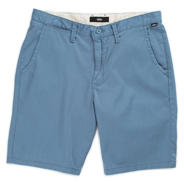 AUTHENTIC STRETCH SHORT HEATHER
