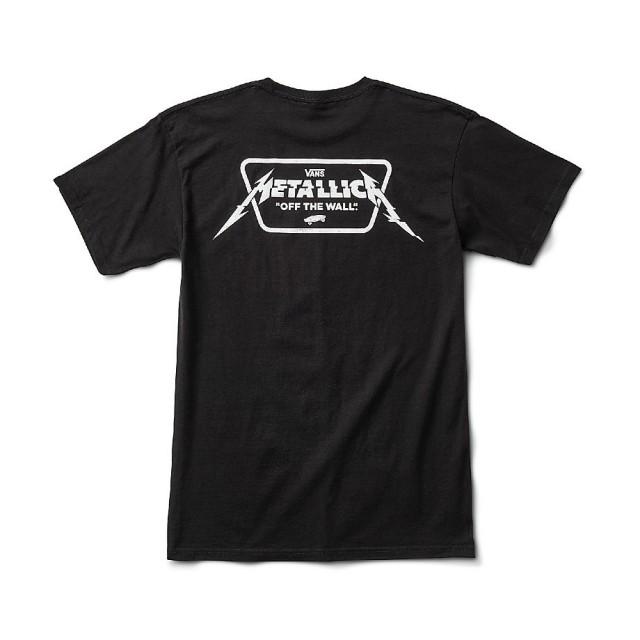 Vans x Metallica SS