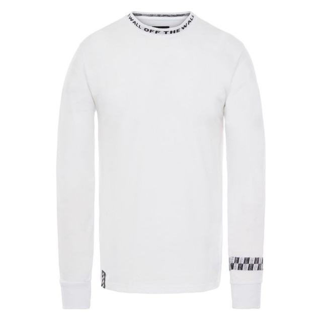 OFF THE WALL JACQUARD LS