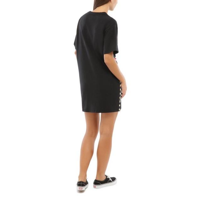 STENCILED DRESS