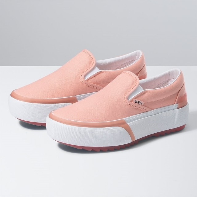 Classic Slip-On Stacked