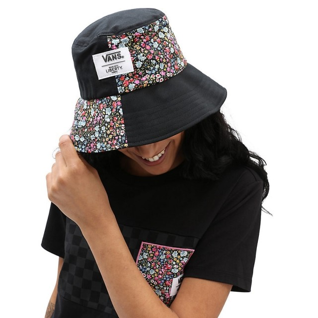 VANS MADE WITH LIBERTY FABRIC HAT