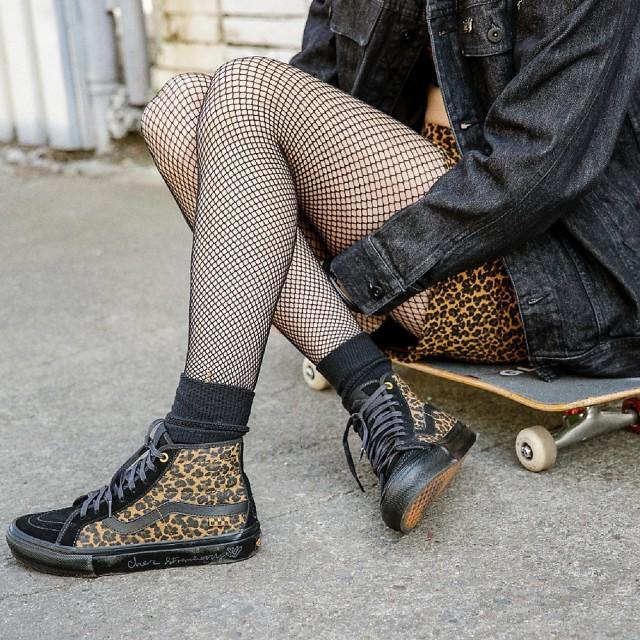 Skate SK8-Hi Decon