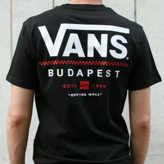 VANS CITY TEE BUDAPEST