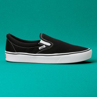 VANS ComfyCush Slip-On. (Classic) black true white 6e4df91b7f