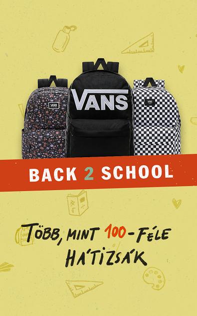 Vans Back 2 School